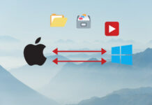 How to Transfer Large Files From Mac to PC